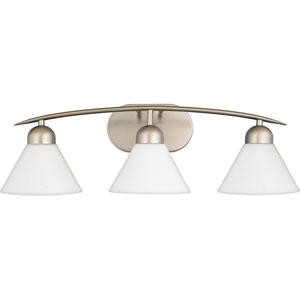 Demitri Three-Light Bath Fixture