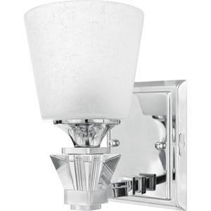 Deluxe One-Light Bath Fixture