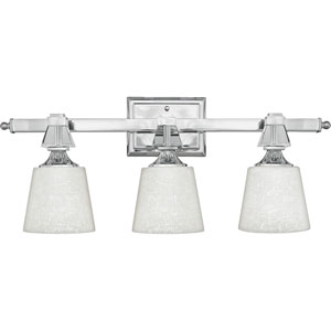 Deluxe Three-Light Bath Fixture