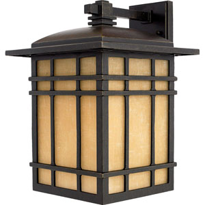 Hillcrest Large Outdoor Wall-Mounted Fixture