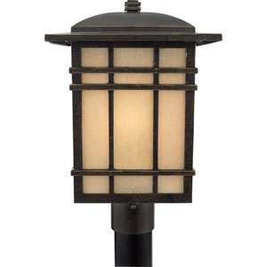Hillcrest Outdoor Post-Mounted Lantern