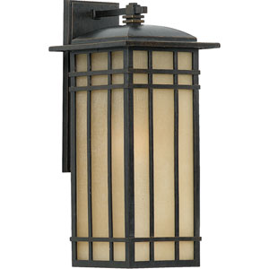 Hillcrest Imperial Bronze Medium Outdoor Wall Lantern