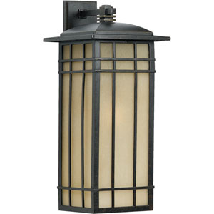 Hillcrest Imperial Bronze Large Outdoor Wall Lantern