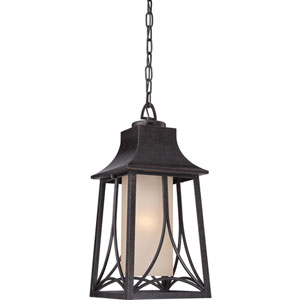 Hunter Imperial Bronze Eight-Inch Outdoor Pendant