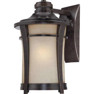 Harmony Imperial Bronze 20.5-Inch One-Light Outdoor Fixture