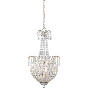 Jolene Imperial Silver Three-Light Pendant