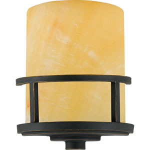 Kyle Imperial Bronze Wall Sconce