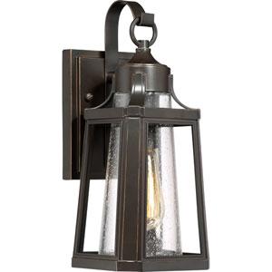 Lighthouse Palladian Bronze 6-Inch One-Light Outdoor Wall Lantern