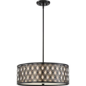 Boutique Mystic Black Four-Light Pendant