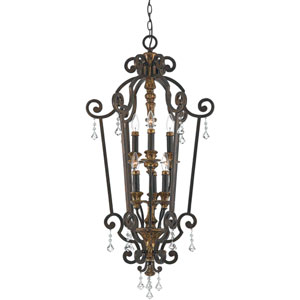 Marquette Heirloom Six-Light Cage Chandelier