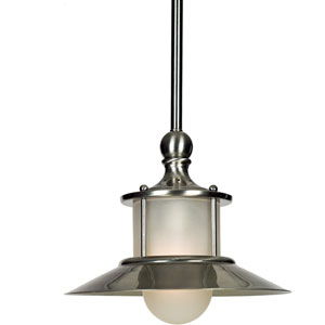 New England One-Light Mini-Pendant