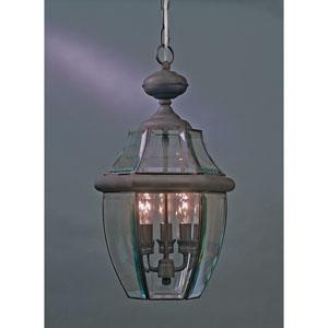 Newbury Bronze Outdoor Lantern Pendant