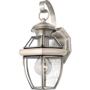 Newbury Small Wall Lantern - Pewter