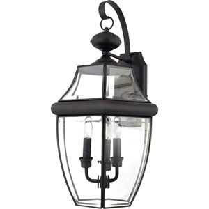 Newbury Outdoor Wall-Mounted Lantern