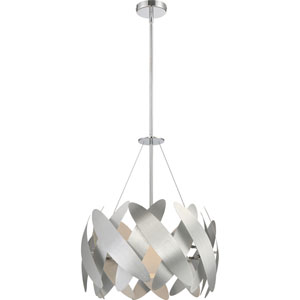 Platinum Collection Encompass Millenia One-Light Pendant
