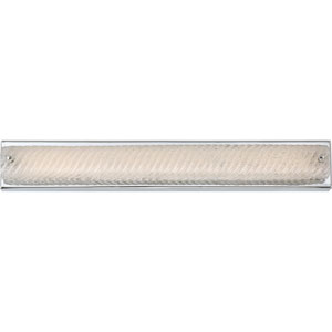 Platinum Collection Endless Polished Chrome 29-Inch LED Bath Bar