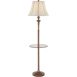 Palladian Bronze One-Light Floor Lamp