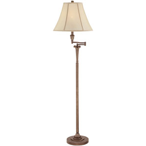 Palladian Bronze One-Light Floor Lamp