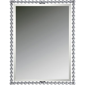 Reflections Polished Chrome Twenty-Six-Inch Mirror