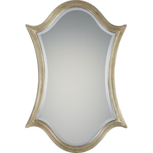 Reflections Century Silver Leaf Mirror