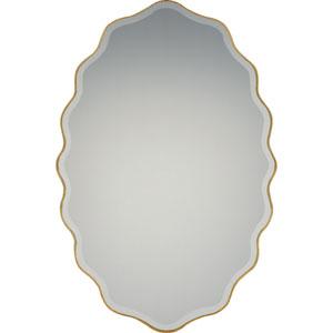 Artiste Gold 20-Inch Mirror