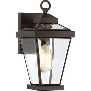 Ravine Western Bronze 6-Inch One-Light Outdoor Wall Lantern