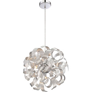 Ribbons Millenia Five Light Pendant