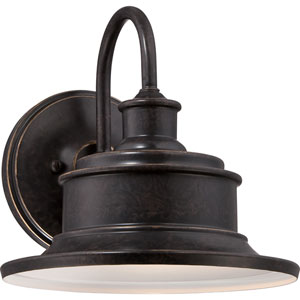Seaford Imperial Bronze One Light Outdoor Wall Fixture