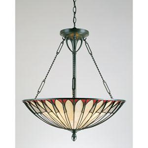 Alhambre Tiffany Bowl Pendant