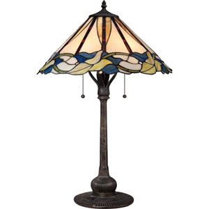 Tiffany Imperial Bronze Twenty-Six-Inch Table Lamp