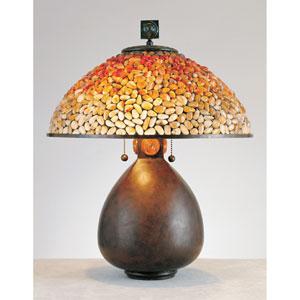 Pomez Tiffany Table Lamp