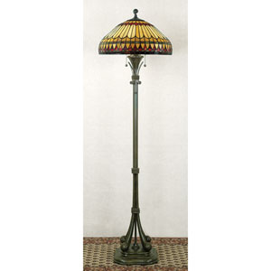 West End Tiffany Floor Lamp