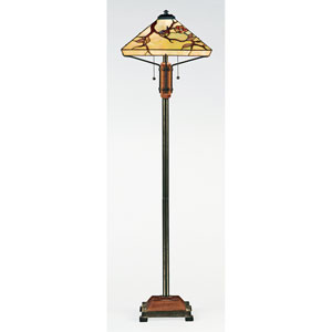 Grove Park Tiffany Floor Lamp