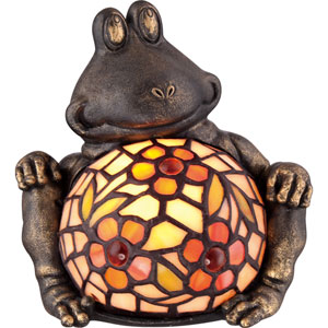 Ashley Harbor Tiffany One-Light Accent Toad