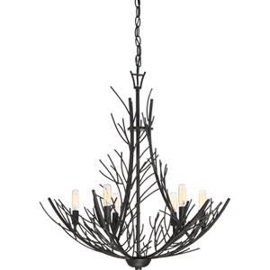 Thornhill Marcado Black Six-Light Pendant