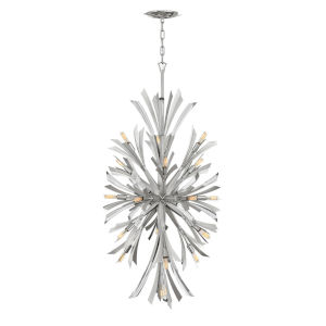 Vida Glacial 19-Light Chandelier