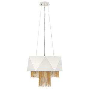 Zuma Warm White Six-Light Pendant
