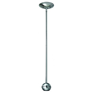 Vivo Polished Chrome One Light Mini-Pendant