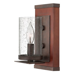 Jasper Iron One-Light Wall Sconce