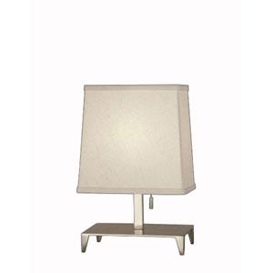 Satin Nickel Table Lamp