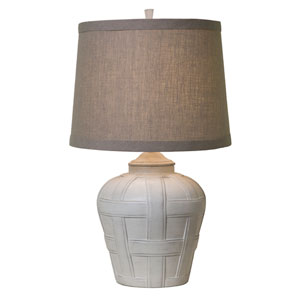 Seagrove Tan Shade Table Lamp