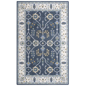 Conley Blue 7 Ft. 9 In. x 9 Ft. 9 In. Tufted Rug