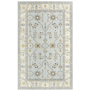 Conley Gray 7 Ft. 9 In. x 9 Ft. 9 In. Tufted Rug