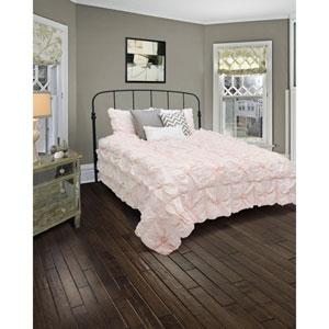 Plush Dreams Pink King Bed Skirt