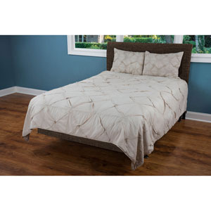 Carrington Stone Twin Quilt