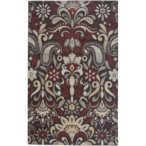 Bayside Brown Rectangular: 5 Ft. 3 In. x 7 Ft. 7 In. Rug