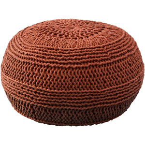 Howard Elliott Collection Gold Cougar Tall Pouf 872 295