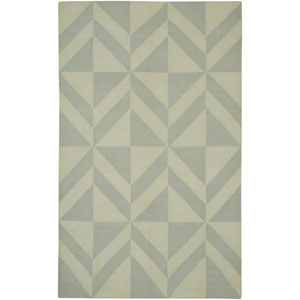Swing Light Gray Rectangular: 5 Ft. x 8 Ft. Rug