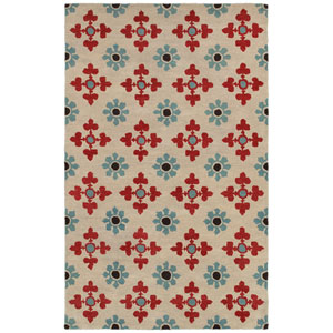 Opus Ivory Rectangular: 5 Ft. x 8 Ft. Rug