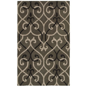 Opus Gray Rectangular: 5 Ft. x 8 Ft. Rug